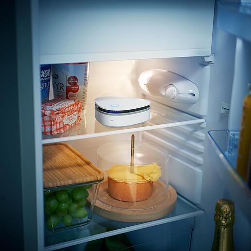 De l'air inodore et sans bactéries dans le réfrigérateur,…