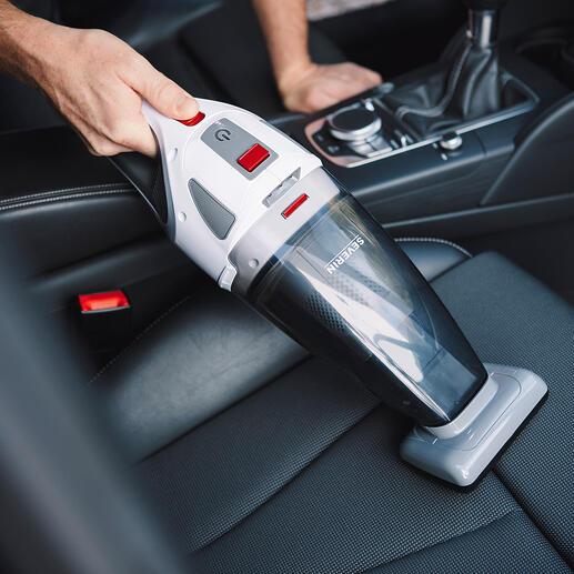 Aspirateur à main sans fil HV7146S'Power® Aspire la poussière et l'humidité. Brosse rotative turbo incluse pour les matelas et les sièges de voiture.