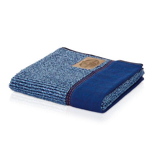 Drap de bain «Jeans», 80x 150cm