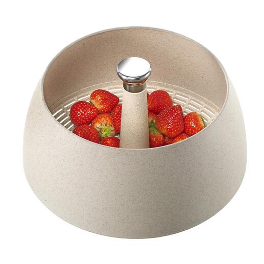 Également parfaite en tant que passoire pour égoutter les pâtes et les légumes, pour des fruits préalablement lavés…