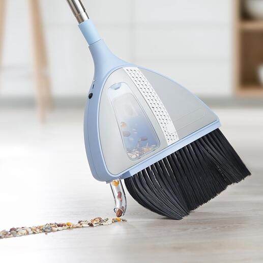 Pour activer la fonction d'aspiration, il vous suffit d'appuyer légèrement le tube d'aspiration contre le sol.