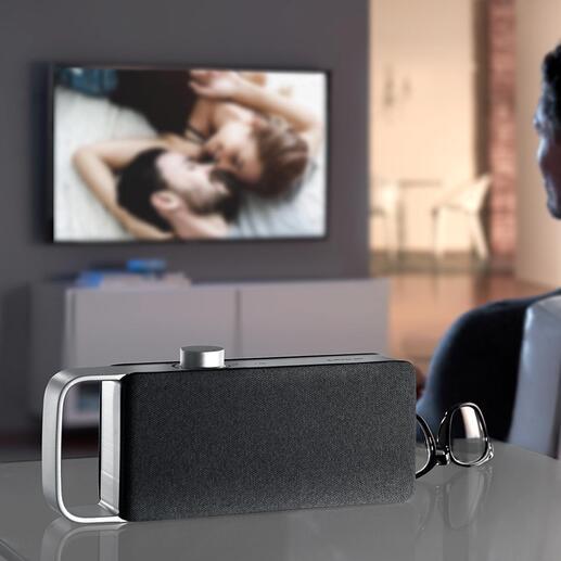 Amplificateur de son TV OSKAR Un bienfait quand vous regardez la télévision : la nouvelle génération d'amplificateurs de son TV.