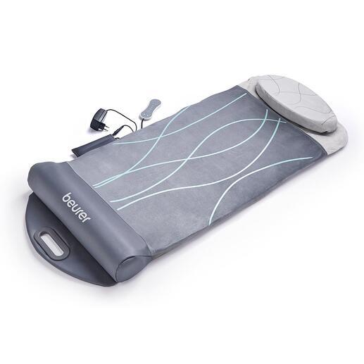 Tapis de stretching et de massage Beurer Inspiré du yoga : stretching du dos en douceur à l'aide de la pression d'air. Par Beurer.