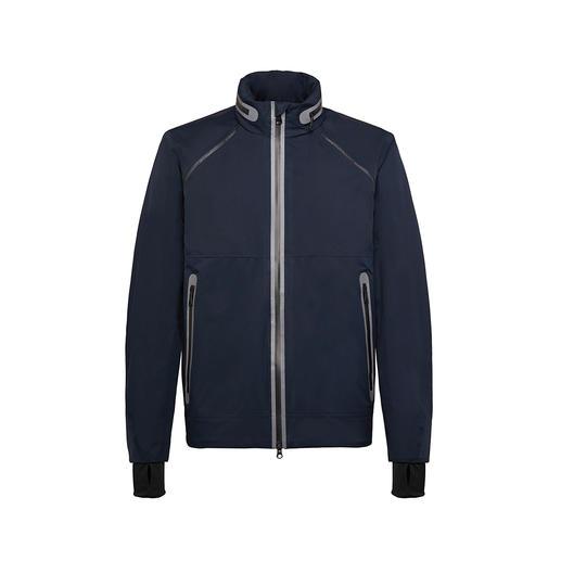 Veste XLED Geox, pour homme - Mieux visible pour plus de sécurité : la veste Geox Lighting avec faisceaux réfléchissants.