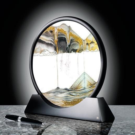 Image de sable - Jeu de structure transformable à l'infini. Attrape-regard pour bureau, séjour ou chambre à coucher.