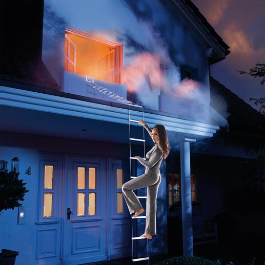 Echelle de secours Votre sortie de secours en cas de danger.