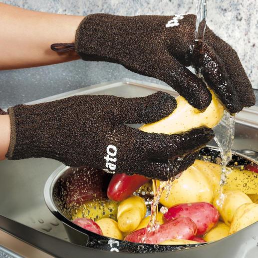 Gants à pommes de terre adulte ou enfant L'invention la plus géniale depuis que les pommes de terre existent.