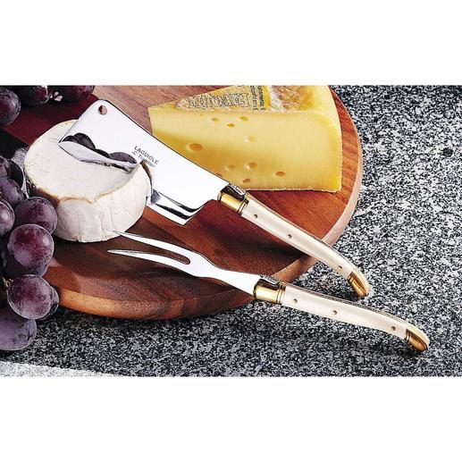 Couverts à fromage Laguiole Couverts à fromage en direct du pays des amateurs de fromage.