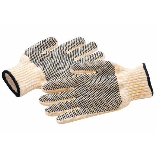 Gants de protection contre la chaleur lot de 2 pas cher - Ciment resistant a la chaleur ...