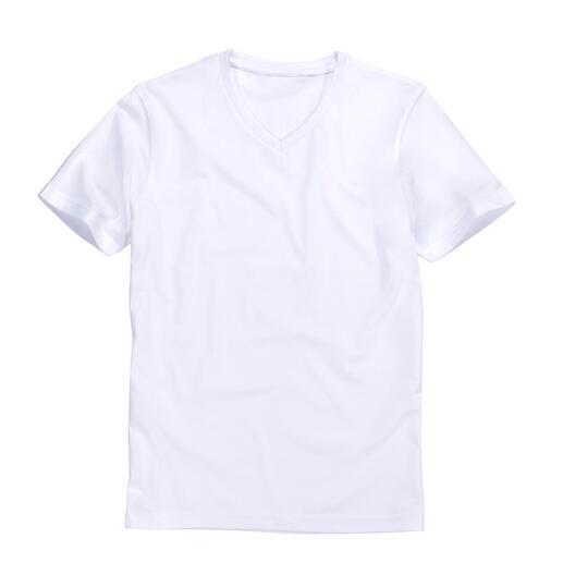 T-shirt basique Karl Lagerfeld, lot de 2 Le T-shirt basique par excellence : épuré en noir et blanc, coupe élancée. Par Karl Lagerfeld.