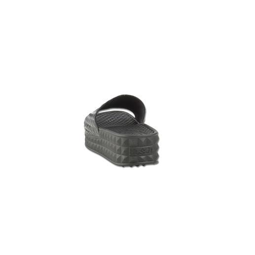 Mules compensées Ash Ultra légère, très confortable et suffisamment stylée pour les beach-clubs les plus sélect. Ne pèse que 150 g.