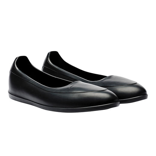 Galoches Swims Vos précieuses chaussures en cuir restent désormais parfaitement polies. Même sous la pluie et dans la gadoue.