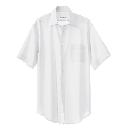 La chemise Panama Particulièrement respirante, légère et confortable.