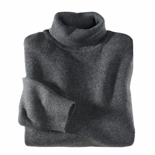 Sous-pull, Anthracite chiné