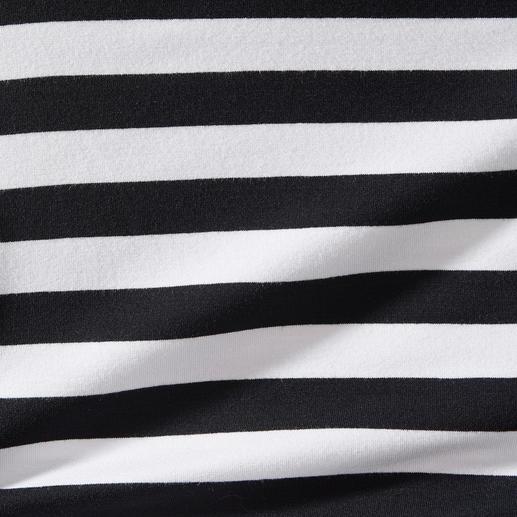 Top cache-coeur magique Le top cache-coeur magique. Résolument noir et blanc.