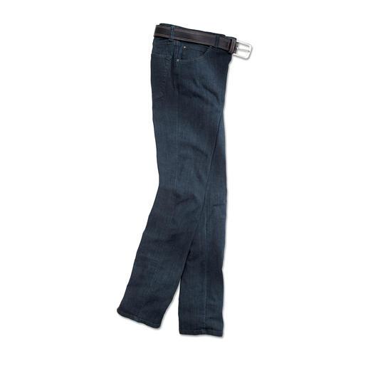 Le jean de luxe confortable à base de cachemire de qualité. Le jean de luxe confortable à base de cachemire de qualité.