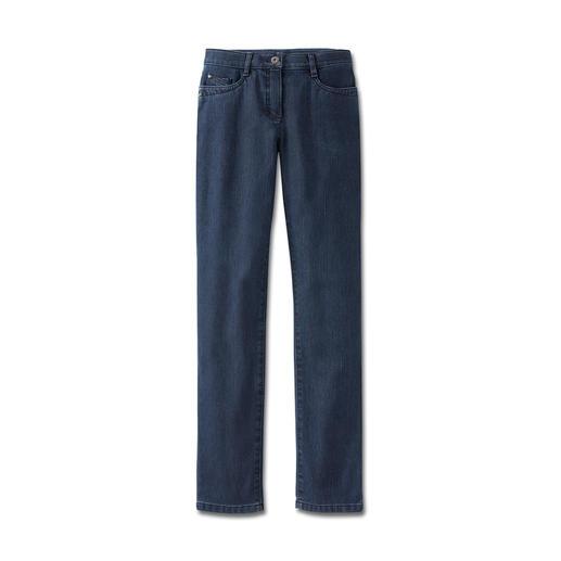 Jeans thermo svelte Chaud tout en restant léger à porter – le jean pour l'hiver.