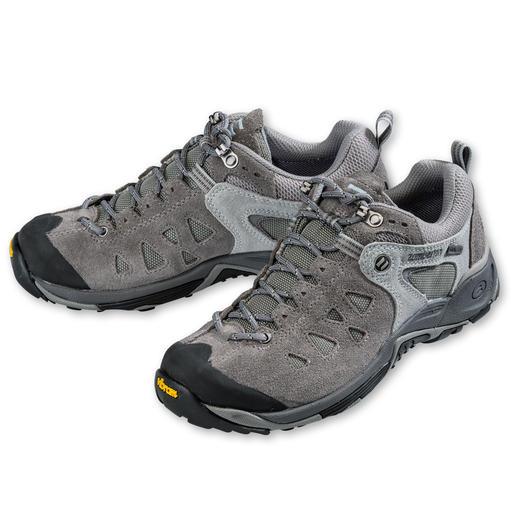 Les sneakers Zamberlan® Les chaussures idéales pour partir en voyage. Confortables, résistantes, imperméables, légères et respirantes.