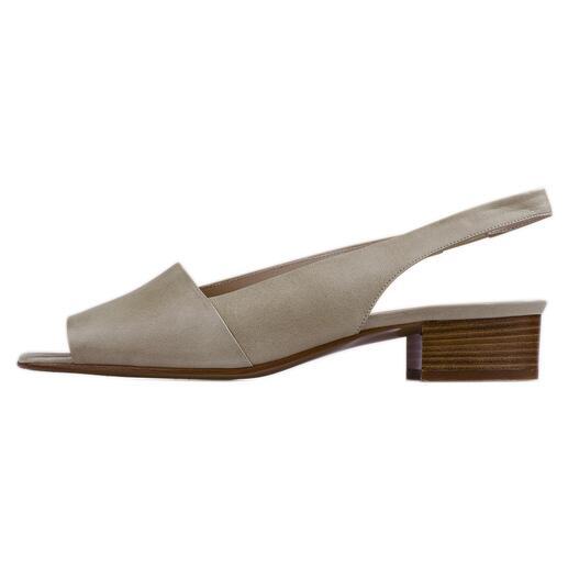 Sandalettes Mario Arpili La sandalette parfaite vient d'Italie: design intemporel et chaussant impeccable depuis presque 30ans.
