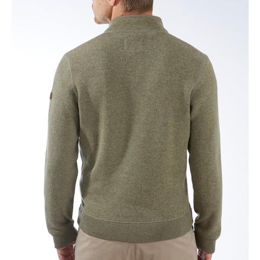 Gilet Thermotech® Aigle À l'extérieur, un tricot élégant d'apparence classique. À l'intérieur, une polaire Thermotech® légère & chaude.