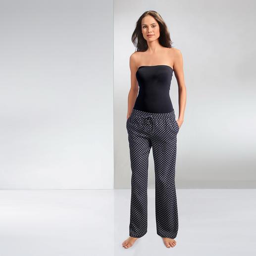 Pantalon d'été parfait Le pantalon idéal pour les vacances. Léger et ultra confortable, il s'associe avec toutes vos tenues.