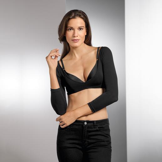 Sous-vêtement Barbara Schwarzer Le partenaire idéal pour vos robes & tops sans manches. Il réchauffe et couvre, sans rien cacher.