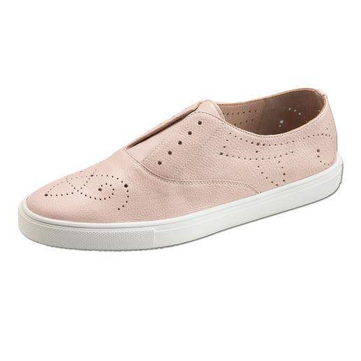Slip-on Fratelli Rossetti La preuve que des chaussures à enfiler « slip-on » peuvent également être élégantes. Par Fratelli Rossetti.