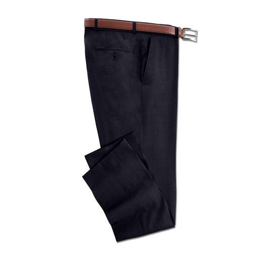 Pantalon de costume Super 120 Heureux celui qui, comme vous, possède ce pantalon.