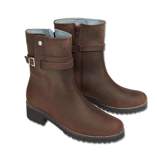 Bottines d'hiver Arcus® Des bottines tendance et résistantes – avec une semelle en latex naturel étonnamment confortable et flexible.