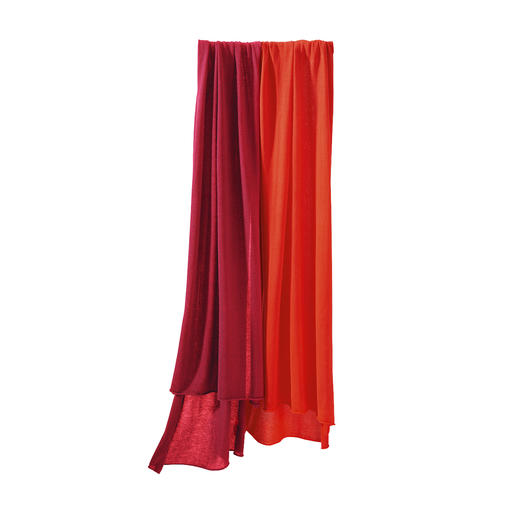 Foulard basique en coton Pur coton, fabriqué en Irlande. Le parfait foulard d'été basique, par Carbery de Clonakilty.