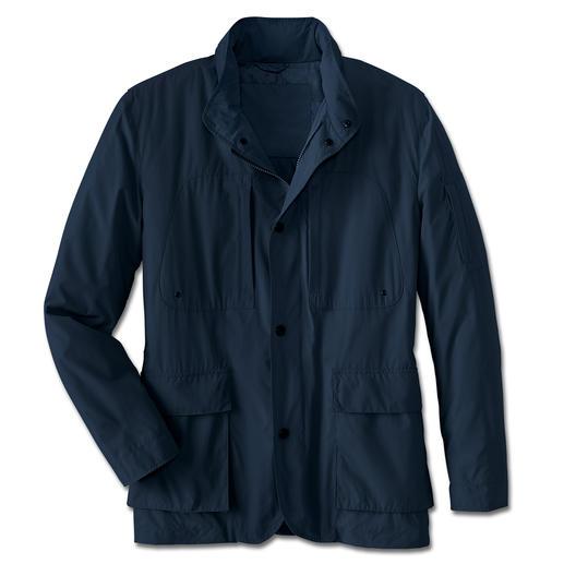Veste de ville/loisir « Dressy Protection » Déperlante, coupe-vent, respirante et facile d'entretien.