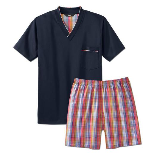 Pyjama préféré No. 22 Pur coton, travaillé avec soin, made in Germany.
