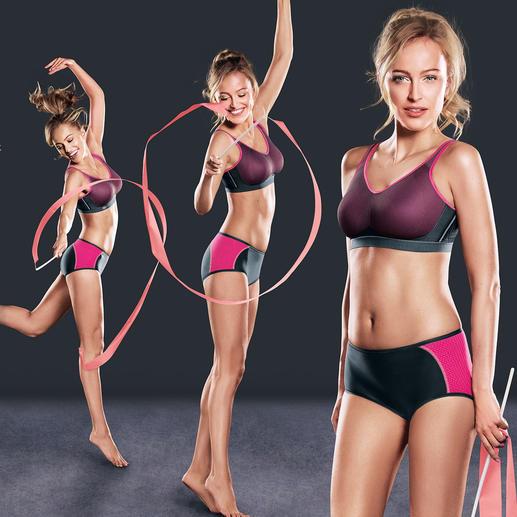 Soutien-gorge ou Panty de sport Anita «air control» Léger et doux comme un soutien-gorge spécial sport et aussi agréable qu'une seconde peau.