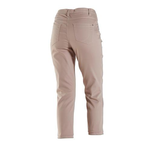 Pantalon d'été Magic longueur 7/8 Un ventre plat. Des fesses fermes. Et une taille de guêpe.