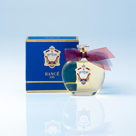 Eau de Parfum Hortense Rancé 1810: un parfum en hommage à la reine Hortense de Hollande, fidèle à la fragrance d'origine.