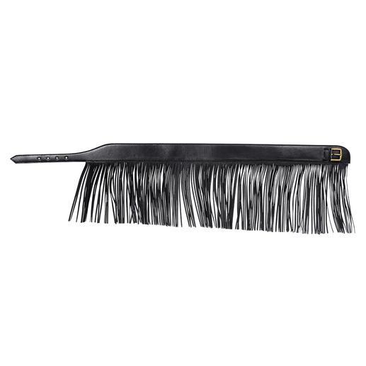 Ceinture en cuir frangé SLY010 Pour que chaque tenue attire le regard : adoptez la ceinture au bel aspect frangé.