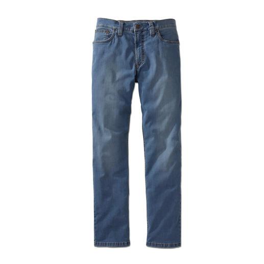 Jeans d'été d'Eurex by Brax Il existe vraiment: le jean au seyant impeccable pour presque toutes les silhouettes.