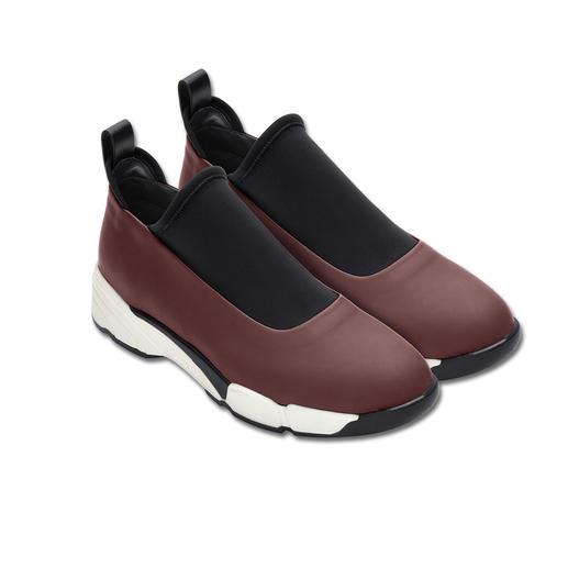 Sneaker Pinko « Magnolia » Le prochain trotteur en vogue vient d'Italie. Il a été imaginé par Pinko.