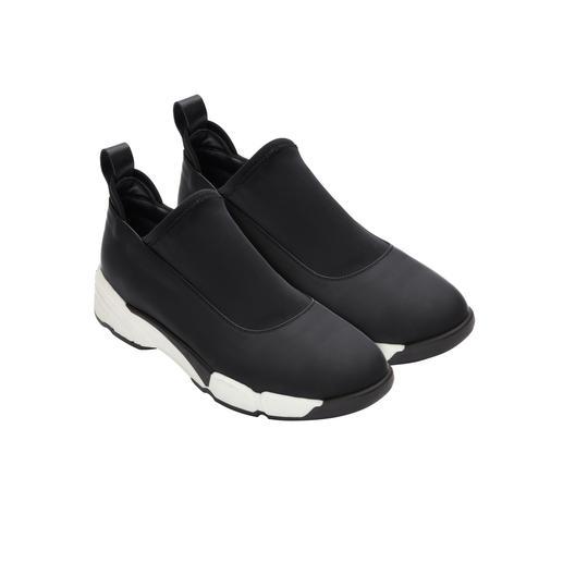 Sneaker Pinko «Magnolia», Noir Le prochain trotteur en vogue vient d'Italie. Il a été imaginé par Pinko.