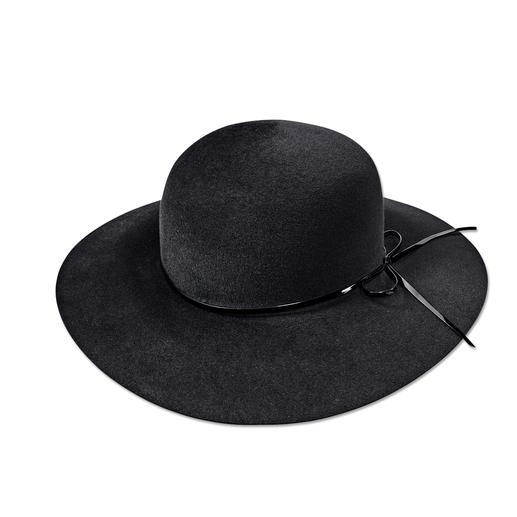 Chapeau flapper en poil de lapin Mayser Un chapeau style flapper en version luxe : en 100 % poil de lapin. Déperlant et respirant par nature.