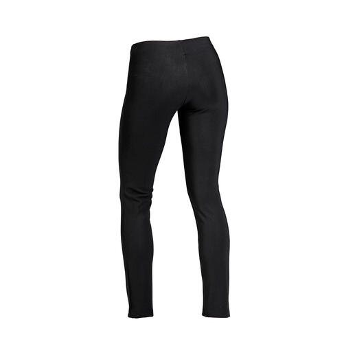 Pantalon stretch amincissant Christies Le Shape-Leggings par Christies, spécialiste italien de la mode élégante à effet amincissant.