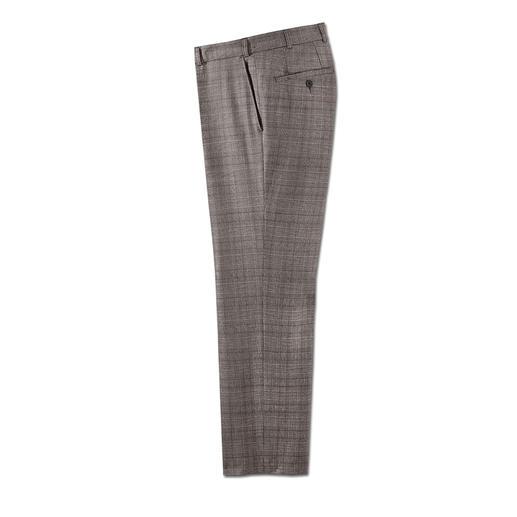 Pantalon Hoal Estrato® Estrato® : un tissage exclusif du tisserand traditionnel italien Trabaldo Togna depuis 1840.