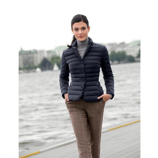 Blazer duvet léger add Follement féminin et follement élégant : le blazer à garnissage léger par add, Italie.