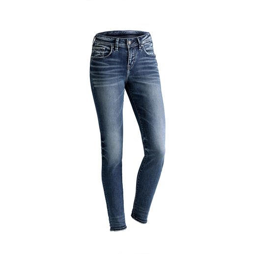 Jean Skinny « Suki » de Silver Le jean Silver original du Canada : une forme parfaite. Un style unique.
