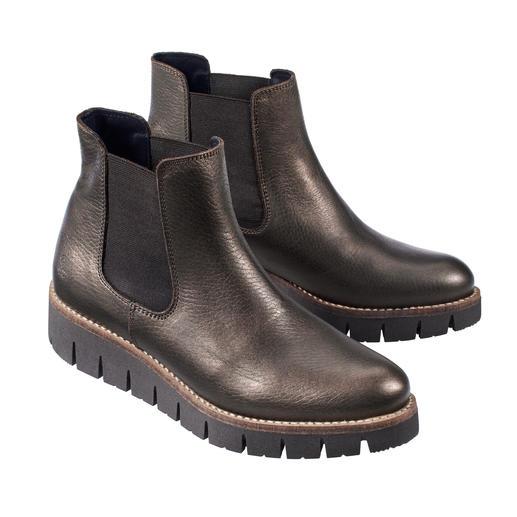 Chelsea-boots Apple of Eden Un classique réinterprêté au goût du jour. Confection de qualité. Le tout à prix équitable.