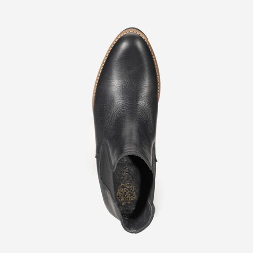 Chelsea-boot Apple of Eden Un classique réinterprêté au goût du jour. Confection de qualité. Le tout à prix équitable.