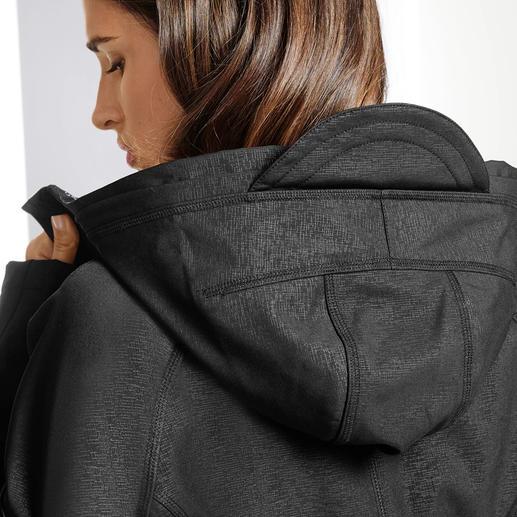 Imperméable Ilse Jacobsen Du softshell respirant, imperméable et coupe-vent. Un design danois.