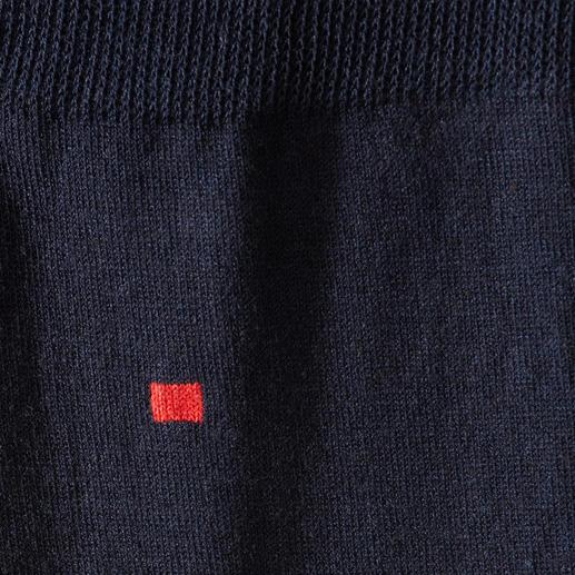 Chaussettes Hommes Neloti, 3 paires Un duo inséparable, même après le lavage : les chaussettes à système clip breveté.