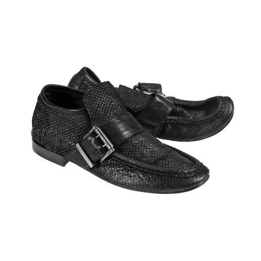 Bottines Saccheto Kudetà Une chaussure comme une seconde peau : incomparablement souple et flexible.