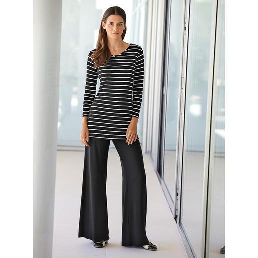 Shirt ou Pantalon en bambou Yala® Une cure de bien-être pour votre peau. Le fil bambou est d'une légèreté et d'une finesse incomparables.
